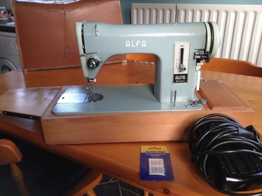 Alfa Sewing Machine In County Antrim Gumtree