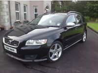 Volvo v50 d5 r design for sale