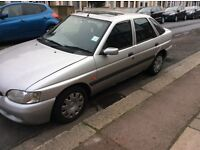 Ford Escort 1.9 TD, 1998, very low mileage