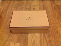 John Lobb Men Leather Shoes Size 9-1/2 UK