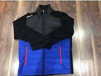 RLX hybrid golf jacket