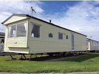 3 bedroom caravan for sale including 2017 site fees in Weymouth Dorset