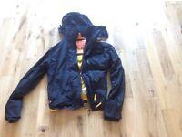 Superdry windcheater jacket size medium