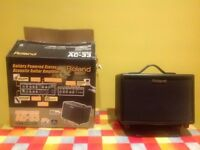 ROLAND AC33 amplifier. Chorus and looper function.