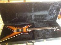 Dean Far Beyond Driven Left Hand Guitar