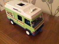 Playmobil Fruit and Vegetable Van