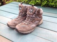 Hiking boots men's Berghaus 12 water proof fabric