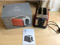 Red Home brand Classic Toaster