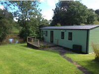 New static caravan,ABI Oakley, sited in Shropshire