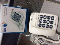 Large button handset