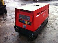 Genset 10kva Diesel Generator 1500rpm