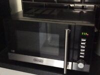 Delonghi microwave oven