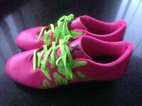 Girls/Ladies Adidas Football Boots - Size 8