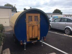 caravan gypsy style