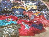 Boys clothes bundle aged 3-4 years