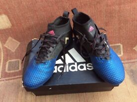 ADIDAS ACE SIZE 8 FOOTBALL BOOTS USED / FIRM GROUND