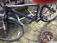 Carrera one mans bike 4 years old hardly used
