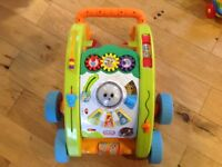 Little tikes 3 in 1 walker