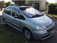 CITROEN XSARA PICASSO 2.0 HDI DESIRE 2 12 MONTHS MOT MPV NONE OWNER FROM NEW DRIVES EXCELLENT