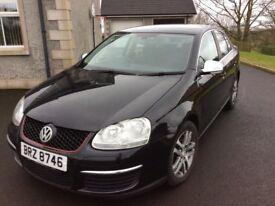 Nov 2007 Volkswagen Jetta good condition