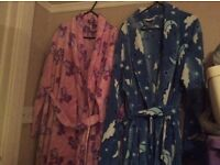 Girls dressing gowns