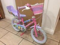 Disney Princess bike (3-4yrs)