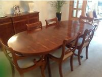 Quality dining room set