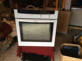 Neff Integrated Oven Model B1422
