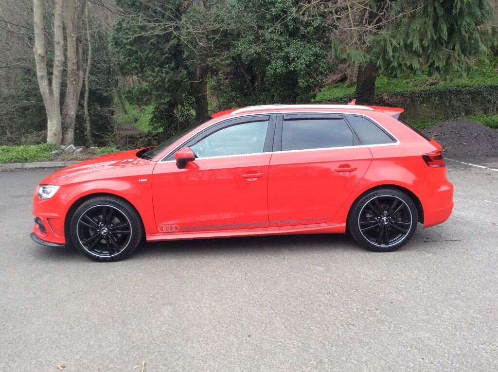 2013 Audi A3 Sline 5 Door 8v Sportback Car Bit For Sale