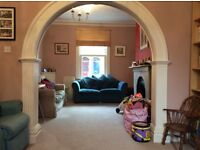 Victorian Terrace, 2 bedrooms. Short walk to Chester city centre and Greyhound Retail Park