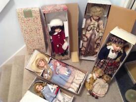 The Leonardo collection and alberton China dolls vintage