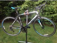 Road bike gents, large, forme longcliffe pro 3.0 not giant, not specialized.