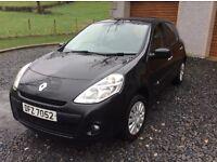 09 Renault Clio dci (full mot!)