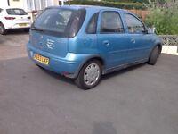 Vauxhall corsa design five door