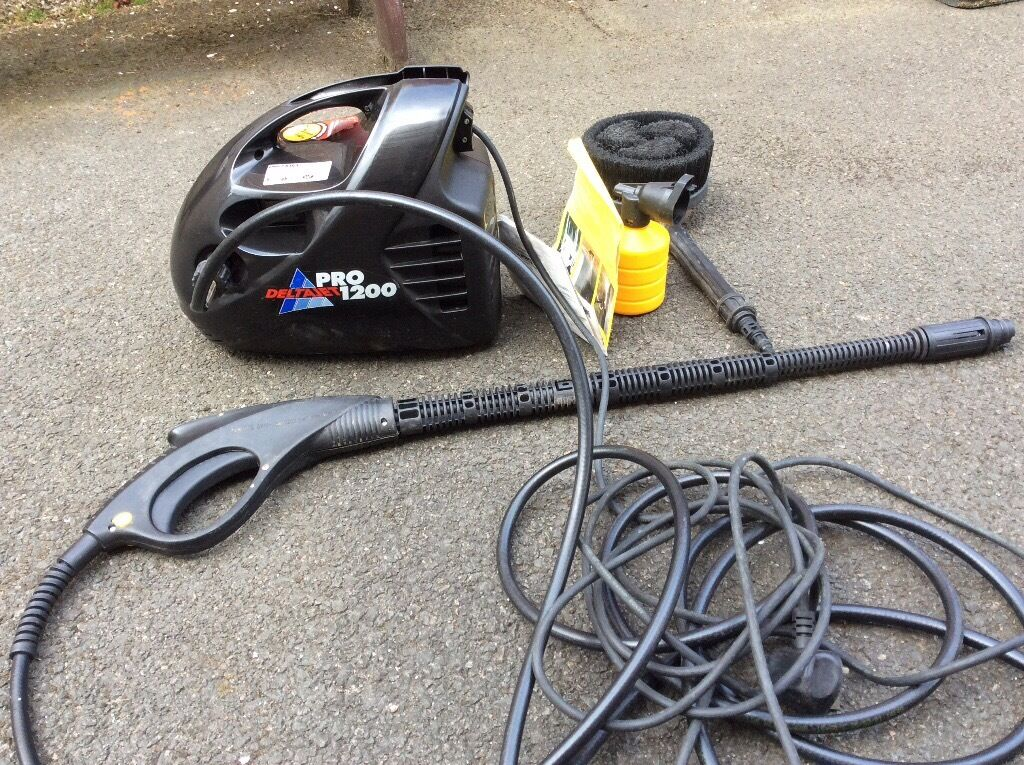 Power Washer Delta Jet Pro 1200 In Corstorphine