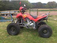 Bashan RB250CC quad bike