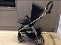 Mamas & Papas Sola pushchair/travel system