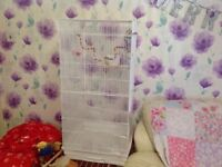 2 Bird Cages 25 each like new