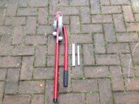 Rothenberger pipe bender