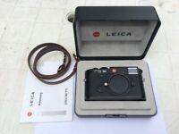 Leica M6 TTL film camera