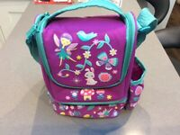 Girl's Pink Smiggle Lunch Box Bag