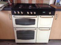 Stoves range style cooker
