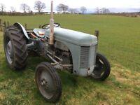 Ferguson TE20 Tractor for sale £1,250 ono