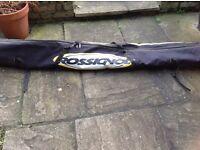 Rossignol skisplus bag and poles 198 cm