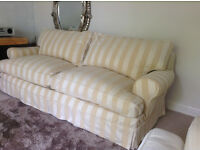 John Lewis TETRAD Havana GRANDE Sofa - Feather Cushions - Loose Covers *Poss Delivery*