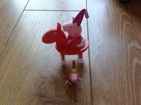 Princess Peppa playset