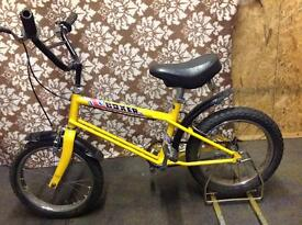 Raleigh boxer totally stripped and rebuilt
