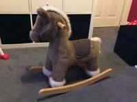 Mamas & Papas 'Buddy' Rocking Horse - IMMACULATE condition