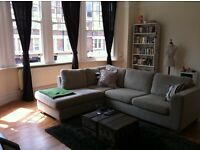 Lovely , very large 2 bedroom (unfurnished) flat to rent in Muswell Hill