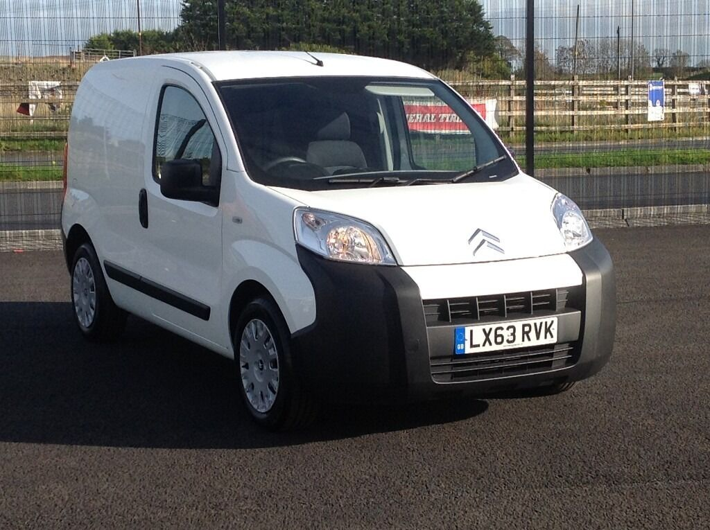 2013 CITROEN NEMO 660 ENTERPRISE. ONLY 1 OWNER AND 38K MILES